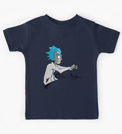 RICK n MORTY Kids Tee
