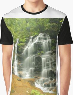 Sylvia Falls .. the lighter version Graphic T-Shirt