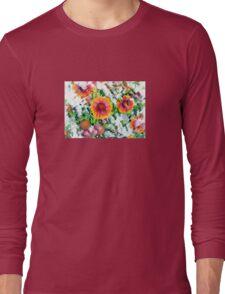 Gaillardia Long Sleeve T-Shirt