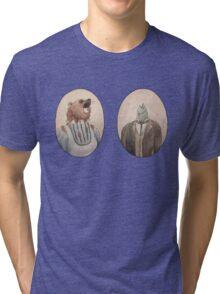 Power Couple Tri-blend T-Shirt