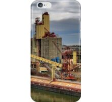 industrial harmony iPhone Case/Skin