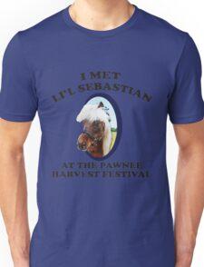I Met Lil' Sebastian Unisex T-Shirt