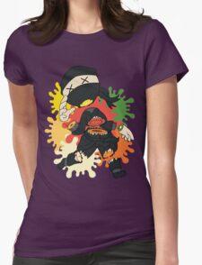 """Fruit Ninja"" Womens Fitted T-Shirt"