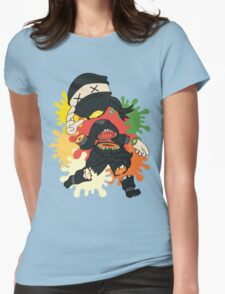 """Fruit Ninja"" Womens Fitted T-Shirt"