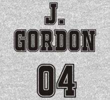 James Gordon Jersey One Piece - Long Sleeve