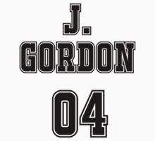 James Gordon Jersey Kids Tee