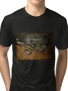 Stitch By Stitch Tri-blend T-Shirt