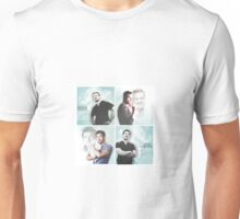 Grey's Anatomy - McSteamy and McDreamy Unisex T-Shirt