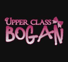UPPER class bogan with girly bow One Piece - Short Sleeve