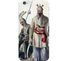 Vintage Dourraunnee Chieftains in Full Armour iPhone Case/Skin