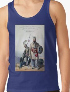 Vintage Dourraunnee Chieftains in Full Armour Tank Top