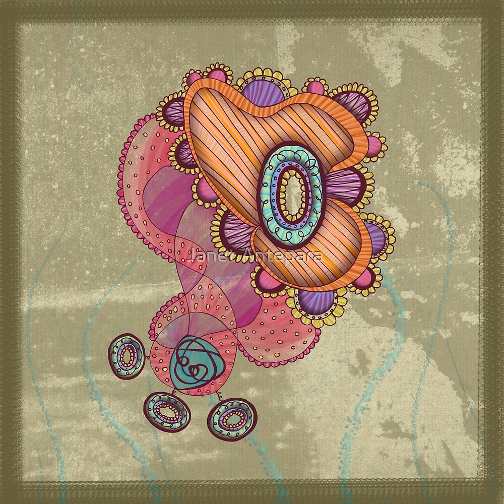 Jellyfish Day by Janet Antepara