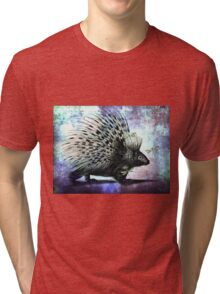 A PRICKLY SITUATION Tri-blend T-Shirt