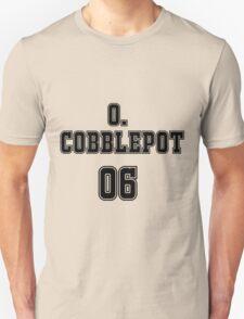 Oswald Cobblepot Jersey Unisex T-Shirt