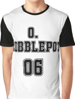 Oswald Cobblepot Jersey Graphic T-Shirt