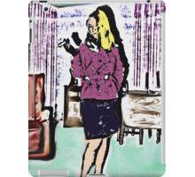 Groovy Smokin' iPad Case/Skin