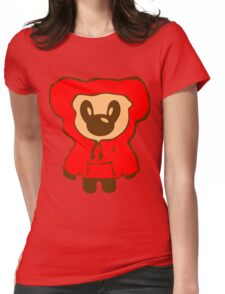 Keinage - Lil Bear (Hoody) Womens Fitted T-Shirt
