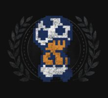 Toad - Sprite Badge by garudoh