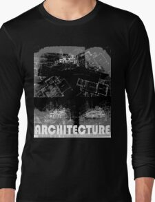 Architecture 2 Long Sleeve T-Shirt