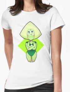 Peridot Womens Fitted T-Shirt