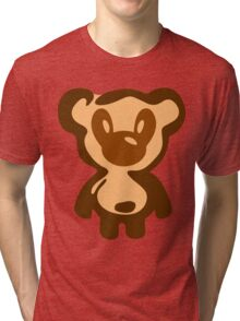 Keinage - Lil Bear (Original) Tri-blend T-Shirt