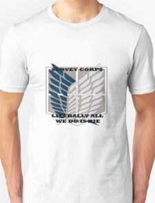 Attack On Titan - Survey Corps. T-Shirt