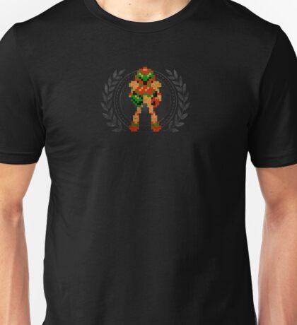 Samus - Sprite Badge Unisex T-Shirt