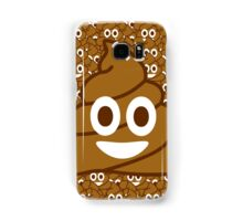 Poop Emoji Samsung Galaxy Case/Skin