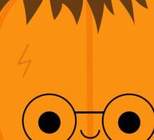 Harry Pumpkin Sticker