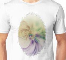 Fall Festive Fractal Unisex T-Shirt