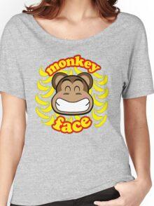 monkey face Women's Relaxed Fit T-Shirt