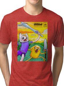 UK Mail Time! Tri-blend T-Shirt