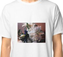 Bouquet of White Classic T-Shirt