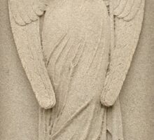 Art Deco Angel Sticker