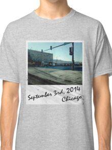 Street Corner (2) Classic T-Shirt