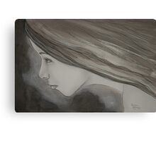 Headwind Canvas Print