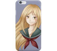 Reiko Bust iPhone Case/Skin