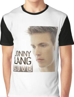 JONNY LANG LIVE CONCERT Graphic T-Shirt