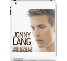 JONNY LANG LIVE CONCERT iPad Case/Skin