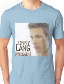 JONNY LANG LIVE CONCERT Unisex T-Shirt