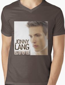 JONNY LANG LIVE CONCERT Mens V-Neck T-Shirt