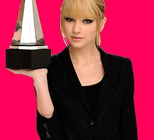 Taylor Swift Award by queenswift