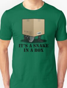 Its a Snake in a box T-Shirt