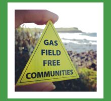 Gasfield Free CommUNITY One Piece - Short Sleeve