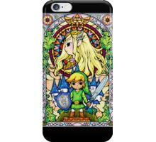The Legend of Zelda: Wind Waker iPhone Case/Skin