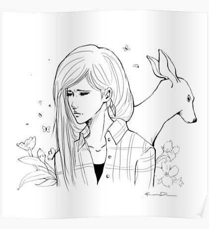Life is Strange - Rachel Amber Poster