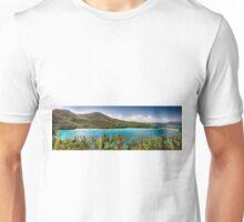 Hawknest Bay Panorama, St John, US Virgin Islands Unisex T-Shirt