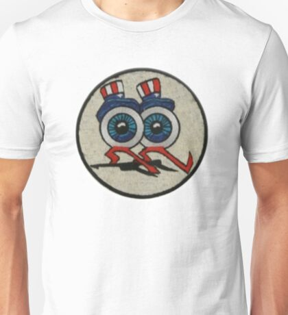 Grateful Dancin' Eyes  Unisex T-Shirt
