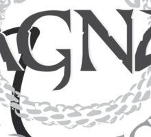 King Ragnar Lothbrok Sticker