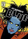 Post-Punk Blue by butcherbilly
